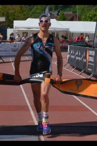 David CLAEREBOUT winning lux. national title @ POWERMAN Diekirch