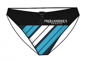 Swim brief front