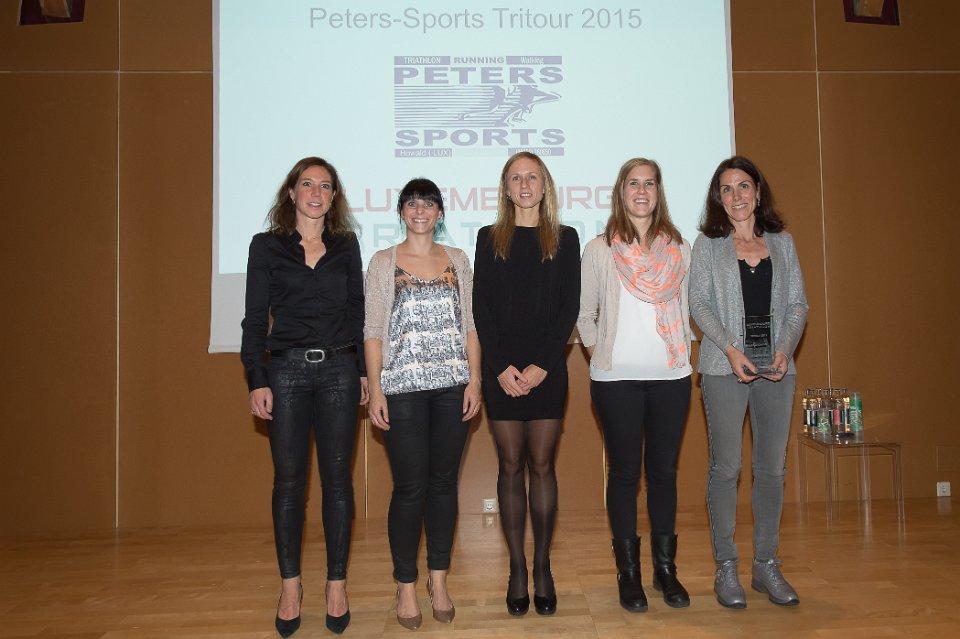 Triathlon Awards 2015-25