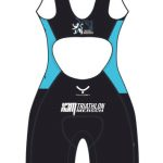 Triathlon Suit T20 female back